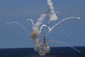 Navy halts use of Raytheon missile after explosion
