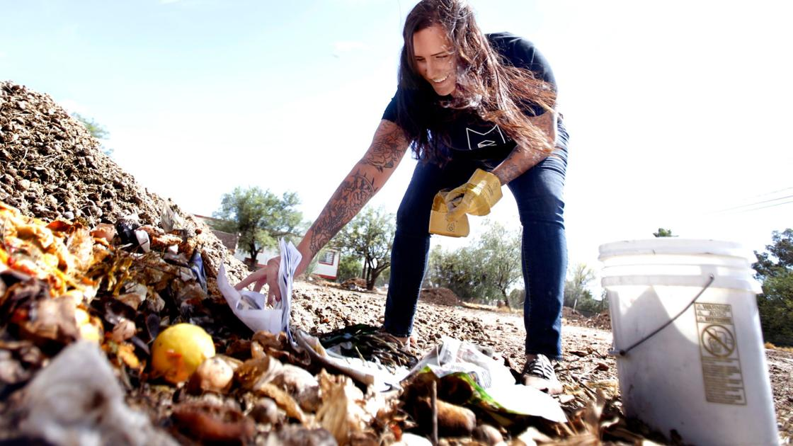Tucson Sisters Seeing Green With Composting Company