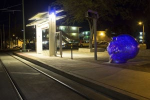 Sun Link streetcar artwork goes with the 'flow'