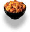 Free orange chicken on Friday
