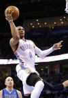 NBA Thunder 111, Mavericks 105, OT Thunder wins 11th straight at home