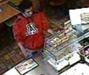 Lotto thief strikes again; steals cookies from Tucson sandwich shop