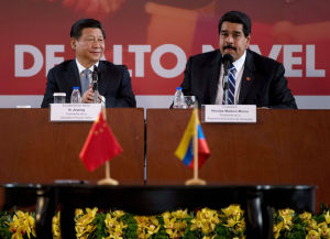 Venezuela y China estrechan intercambio comercial