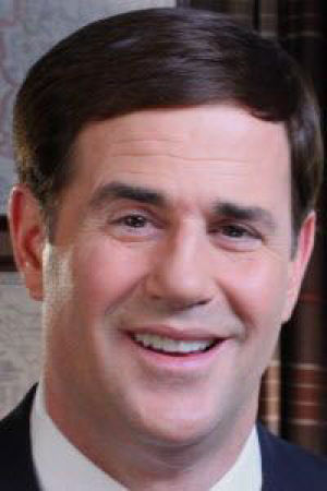 Doug Ducey answers questions about job opportunities, economy