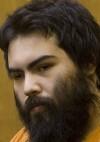 Murder suspect 'I deserve the max'