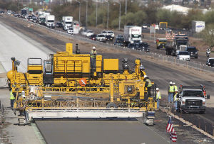 Major traffic shift on Interstate 10 at Prince Road this weekend
