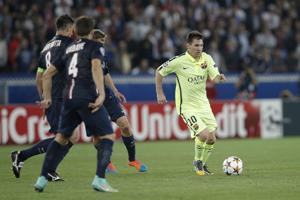 """Messi, cerca de récord: """"Cambió mi forma de jugar"""""""