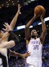 Kevin Durant, Tim Duncan
