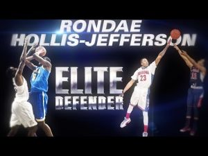 "Rondae Hollis-Jefferson ""Elite Defender"""