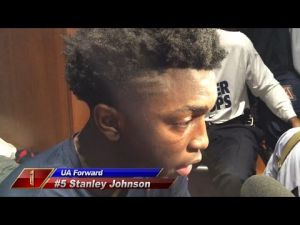 Watch: Arizona Wildcats on tough loss to Wisconsin