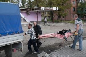 Ejército ucraniano controla gran parte de Lugansk