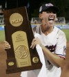 Arizona softball: Former ace Hollowell returns to mound, this time as coach