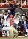 UA football: Arizona holds on to beat Colorado 38-20