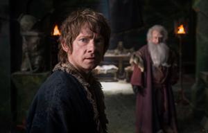 """""""Hobbit"""" encabeza la taquilla en EEUU y Canadá"""
