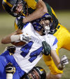 CDO vs Catalina Foothills Football