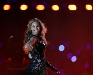 Photos: Super Bowl XLVII halftime show