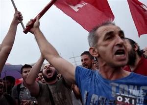 ¿Sí o no? Lo que el relevante voto de Grecia podría causar