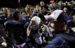 In 'same boat' with seniors, Cienega's Hassey sails on