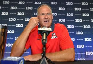 Photos: Arizona Wildcats at Pac-12 media days