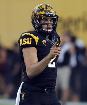 ASU football: Bercovici has waited whole life for final chance