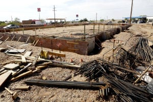 Work begins on Marana Main Street McDonald's