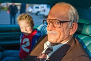 Johnny Knoxville shrugged off a lot on the way to being 'Bad Grandpa'