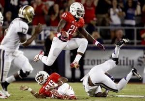 Photos: Arizona vs. Washington college football