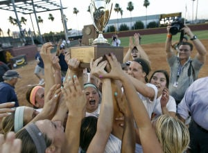 Photos: Ironwood Ridge wins state softball title