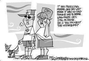 Fitz fix: Freezing