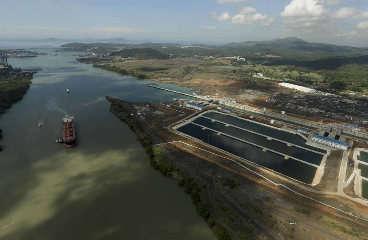 panama canal expansion project Eight years and more than $5 billion later, the panama canal expansion is set to open sunday the deeper, wider channel is designed to accommodate the world's growing fleet of mega cargo.