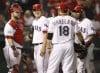 Game 4: Rangers 4, Cardinals 0: Texas hold 'em: Holland stifles St. Louis