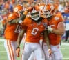 College football notebook Clemson upsets LSU with game-ending FG