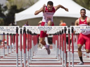 Arizona hurdler dies following complications from brain surgery