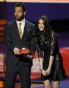 People's Choice Awards: Zachary Levi, Ashley Greene