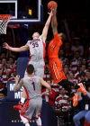No. 18 Arizona Wildcats vs. Oregon State men's college basketball