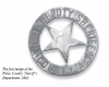Jan. 1, 1865 First Pima County Sheriff is appointed