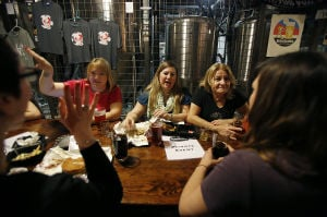 Strong start for Girls Pint Out's Tucson Chapter
