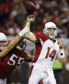 NFL Falcons 23, Cardinals 19 New QB, same punchless Cards