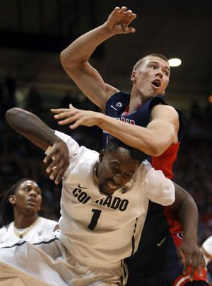 UA-Colorado postgame: It's on to Utah, finally