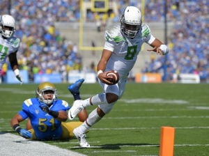 Pac-12 football notebook: At midway point, surprises galore