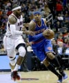 NBA Anthony's 40 propels Knicks to 10th straight win