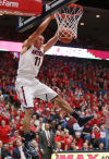 University of Arizona vs. Stanford men's college basketball