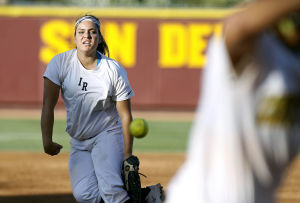 High school softball: Ironwood Ridge's Emily Robinson is the player of the year