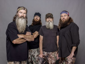 Photos: 'Duck Dynasty' sets cable television rating record