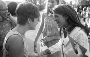 Throwback Thursday: UA Rush Week in 1968