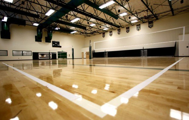 Tanque verde students get new gym classes band room