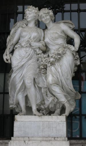 El palacio de Bellas Artes cumple 80 años