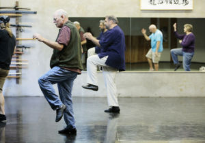 Tai chi after stroke aids balance, UA study finds