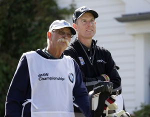 Photos: Jim Furyk shoots golf's magic number