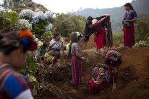 Los indígenas ixiles, en el olvido en Guatemala